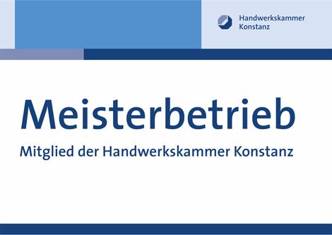Handwerkskammer Konstanz Meisterbetrieb